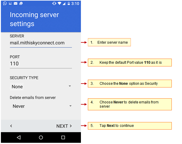 Gmail on Android | HELP CENTER